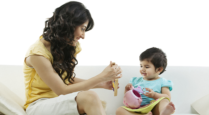 Monitoring your child's blood sugar level